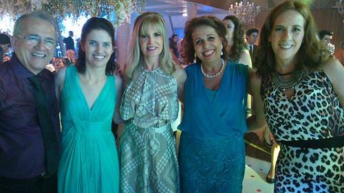Glória e Katia Fernandes