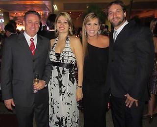 Jonas Sales e Lúcia, Claudinha e Deyvid