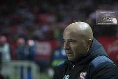 Sevilla FC - Málaga Jornada 16 Liga Santander