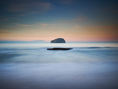"Bass Rock from Seacliff Beach, East Lothian • <a style=""font-size:0.8em;"" href=""http://www.flickr.com/photos/26440756@N06/32346385531/"" target=""_blank"">View on Flickr</a>"