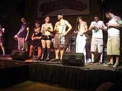 More Punk Rock Beach Party Swim Suit Contest