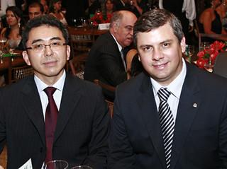 Alberto Ono e Fábio Santana