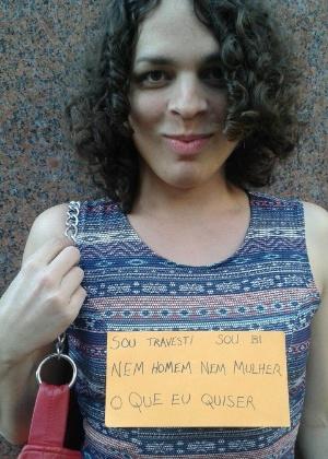 Para transgêneros, famosos e séries ajudam a quebrar preconceitos