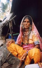 Lamani woman