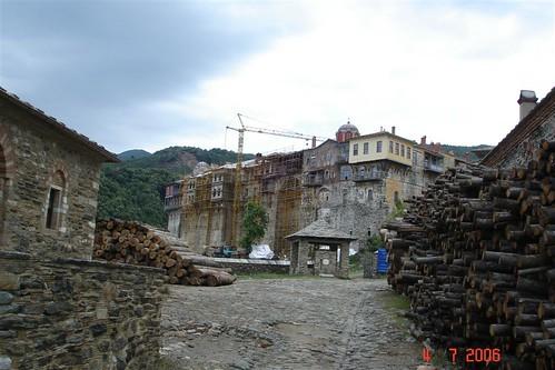 Iviron Monastery