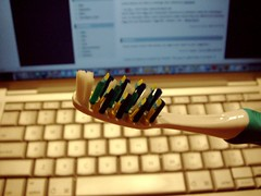 Oral-B Pulsar vibrating toothbrush