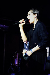 "Savages - 2015 NYC Residency, Mercury Lounge, New York City, NY 1-21-15 • <a style=""font-size:0.8em;"" href=""http://www.flickr.com/photos/79463948@N07/23270440090/"" target=""_blank"">View on Flickr</a>"