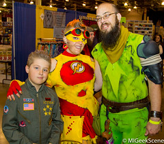 Motor City Comic Con A34