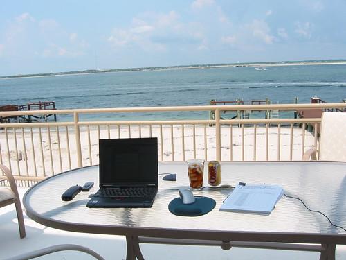 Beach Office