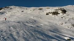 Coborarea din golul alpin