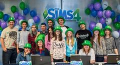 Les Sims 4 Vivre ensemble event