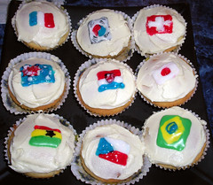 World Cupcakes 1