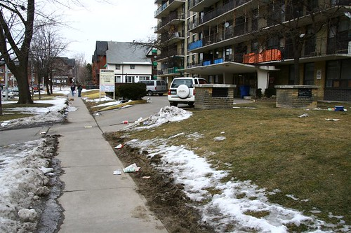 Tyndall Avenue