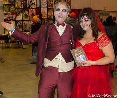 Motor City Comic Con A139