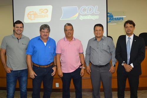 Jean Silva Zanoni, Eduardo Pinho, Nei Aguiar, Alex Espírito Santo e Eduardo Figueredo