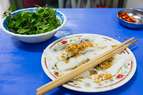 Street Food in Hanoi