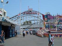 Coney Island cyclone