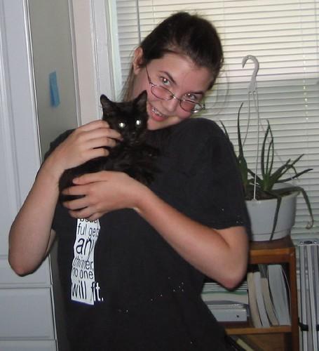 Katie and Kiyoshi in 2006