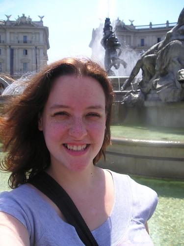 Me in Piazza della Repubblica