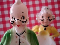 Granpa and granma