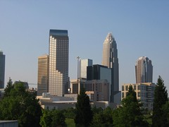Charlotte's Skyline