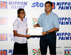 Nippon Paint 13th Inter School Swimming Competition 2015 422