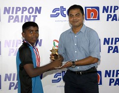 Nippon Paint 13th Inter School Swimming Competition 2015 382