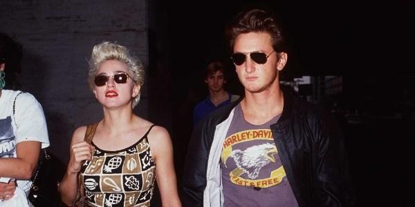 "Madonna defende ex-marido: ""Sean Penn nunca me bateu"""