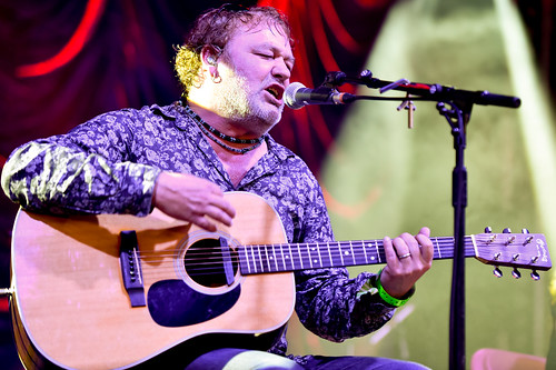 Levellers Acoustic at Beautiful Days