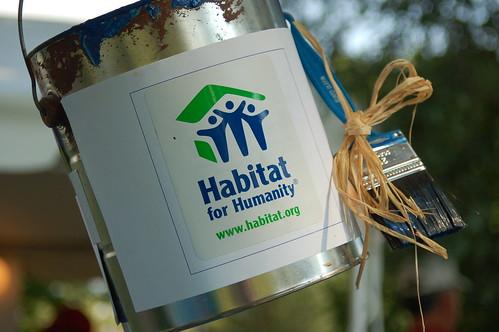 Habitat for Humanity bucket