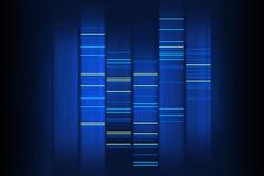 DNA - Blue by Spanish Flea