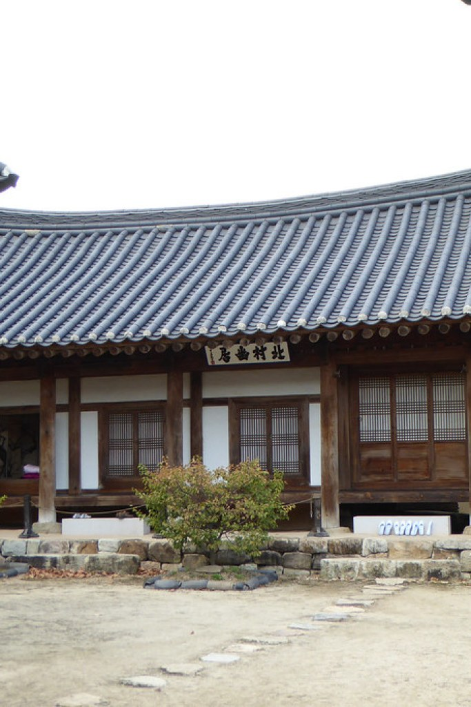 Traditional Korean house