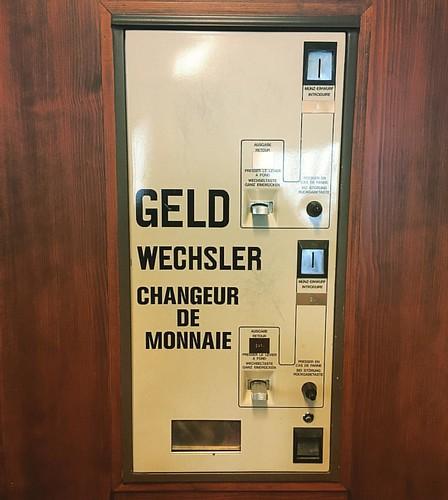 Diese Welt braucht mehr #GELD WECHSLER!  @ #Chaumont #Neuchâtel