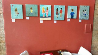 Delicadas pinturas a partir de fotos