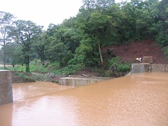 Kollibacchalu Dam -Malenadu Heavy Rain Effects Photography By Chinmaya M.Rao   (70)