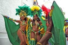 Samba Dancers