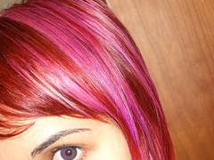 My new hair colour yay!