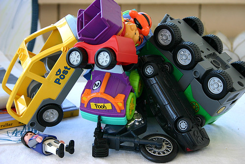 Car Crash by BenZ.