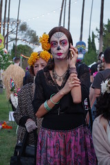 Making That Call - Dia de los Muertos