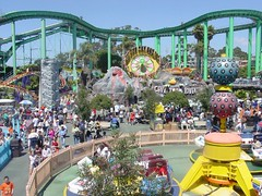 Santa Cruz Boardwalk - Theme Park