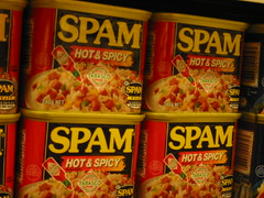SPAM (Hot & Spicy)