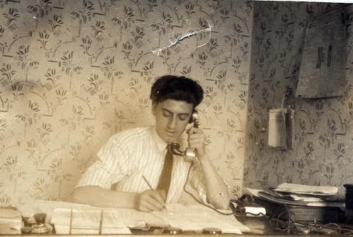 Joseph at work