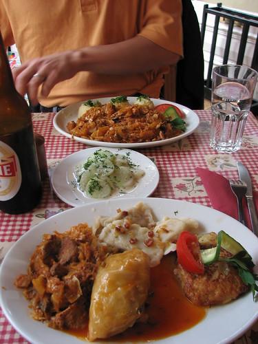Polish Food in South Ken
