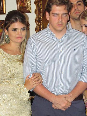 Ana Lúcia e Rafael, abastecidos das palavras de Dom Lélis