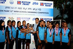 Nippon Paint 13th Inter School Swimming Competition 2015 421