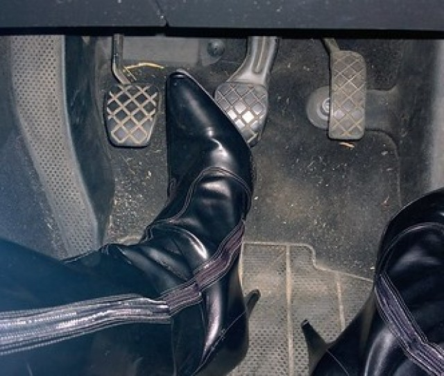Pedal Pumping Boots