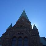 """Sofia kyrka #kyrka #svenskakyrkan #church #stockholm #visitstockholm <a style=""""margin-left:10px; font-size:0.8em;"""" href=""""http://www.flickr.com/photos/131645797@N05/19969019454/"""" target=""""_blank"""">@flickr</a>"""