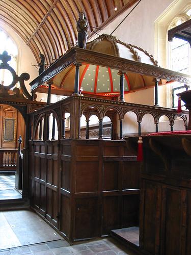 Rycote Chapel, Oxfordshire