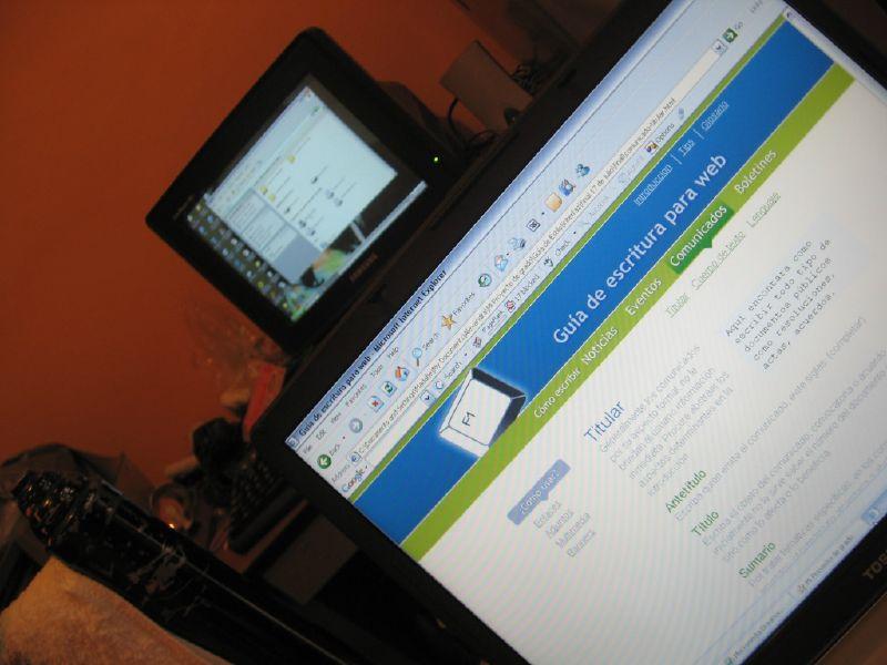 Gu�a de escritura para web