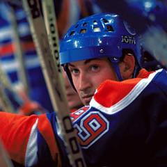 Gretzky 1983 Stanley Cup Playoffs